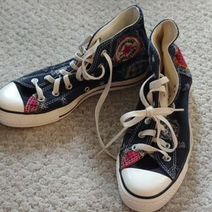 CONVERSE ALL-STAR women's sneakers 7.5